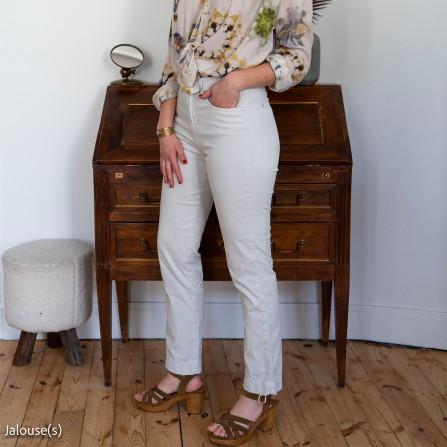 Pantalon ISLOW Marin Structured Str Ecume