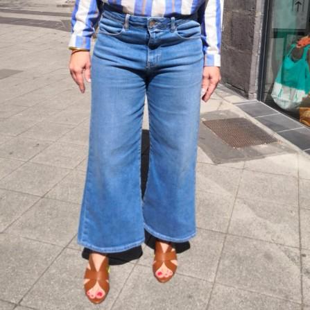 Pantalon ISLOW Tommy Recycled Denim Used Wash