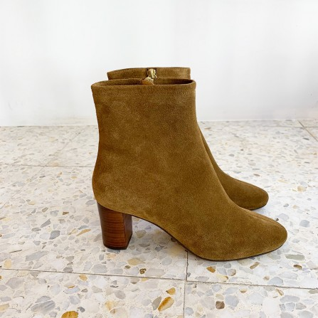 Boots RIVECOUR N°241 Suede Ecorce