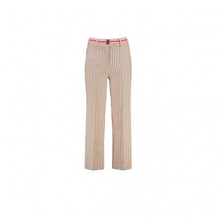 Pantalon CKS Linte Multi Pink
