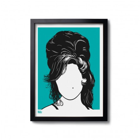 Affiche BOLD&NOBLE Amy Jade 30X40cm