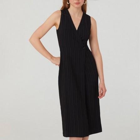 Robe NICE THINGS Fancy Fabric Midi WWK104 999