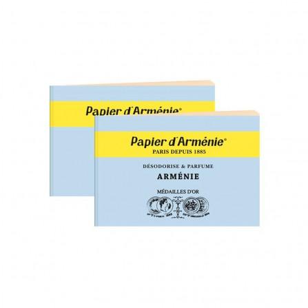 Carnets Par Deux PAPIER D'ARMENIE Armenie