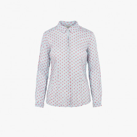 Chemise NICE THINGS Bubbles Dots Print WWK155 123