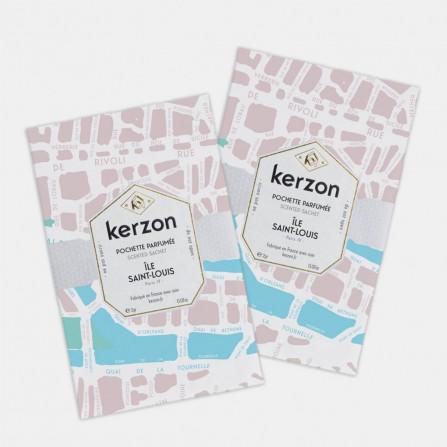 Pochette Parfumée KERZON Ile Saint-Louis
