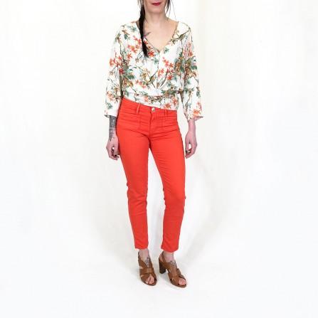 Pantalon ISLOW Clara Fluo