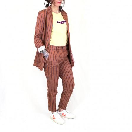 Pantalon HOD Callas Stripe Nuts