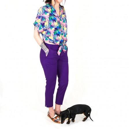 Pantalon HOD Romi Purple