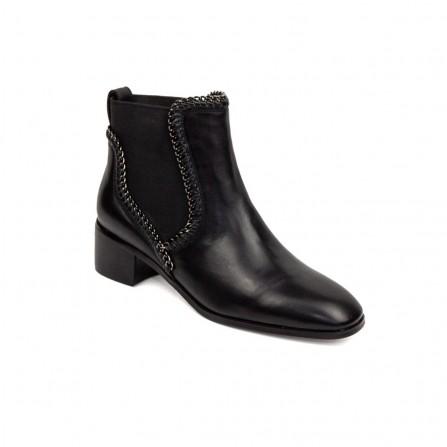 Boots à Talon MI/MAI Clark Chain Black