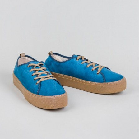 Sneakers NICE THINGS WSL001 523 Verde