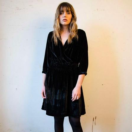 Robe EMILE & IDA R081 Noir