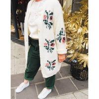 Magnifique gilet long DES PETITS HAUTS porté avec un petit pull MARIE SIXTINE et LE pantalon de la saison HOD en velour côtelé vert foncé ! . 🛍️JALOUSEs 🛍️VERY NICE THINGS . #despetitshauts #hodparis #mariesixtine #mimai #ah20 #fw20 #septembre #grossemaille #clermontferrand #conceptstore #myauvergne #monclermont #clermontcity #clfd #velour
